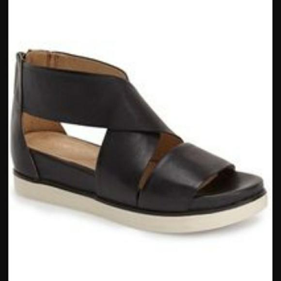 f2d9228ad719 Bussola Shoes - Bussola Women s Black Maui Leather Sandals